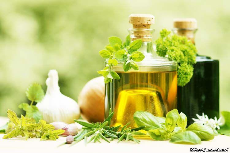 Чеснок с оливковым маслом в уши